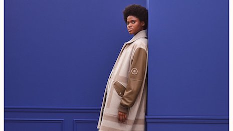 Hermès' autumn/winter 2020 collection. Image credit: Hermès
