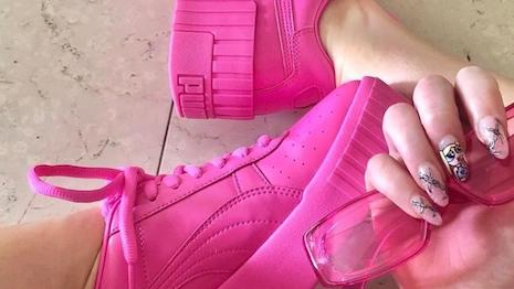 Puma is one of the leading sports footwear marketers worldwide. Image credit: Puma
