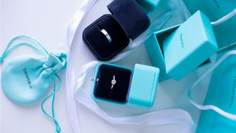Tiffany & Co. reported a strong earnings growth in third quarter, helped by a resurgence of demand in China and e-commerce. Image credit: Shutterstock