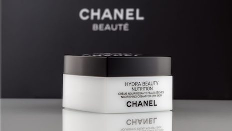 Chanel has been found to have violated cosmetics regulations in China and has been fined $30,500 for misleading and false advertising. Image credit: Shutterstock