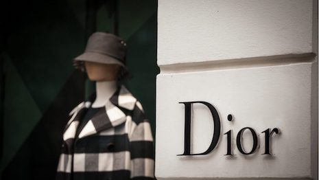 French fashion powerhouse Dior has not been afraid of trying new initiatives in the lucrative Chinese market. And now, it is a leader in localization. Image credit: Shutterstock