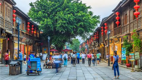 Compared to their higher-tier city counterparts, luxury consumers in lower-tier cities are interested less in bling and more in longevity and reliability. Image credit: Shutterstock