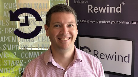 Mike Potter is cofounder/CEO of Rewind