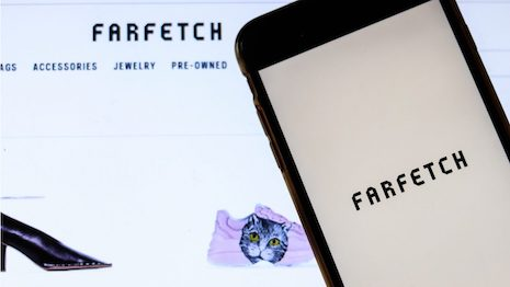 Although an acquisition of Farfetch by Alibaba remains — no pun intended — farfetched, in many ways it would be a logical combination. Image credit: Shutterstock