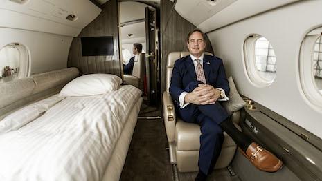 Joshua Herbert is founder/CEO of Magellan Jets