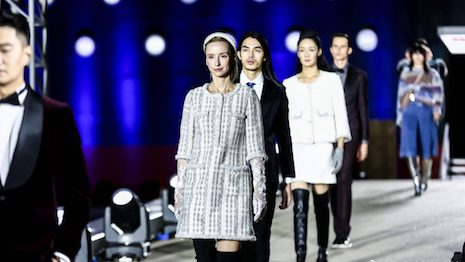 Surprisingly, some luxury brands are scoring double-digit sales in China post-COVID-19. But rising local brands in specific sectors could upend their trajectories. Image courtesy of Youngor
