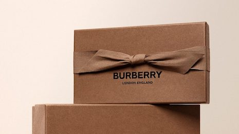 Research shows that luxury brands must prioritize sustainability to appeal to younger customers in China, but does that truly translate to sales? Image courtesy of Burberry