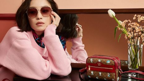Gucci is one of the best in the world at applying content-commerce marketing, begging the question: Why didn't it do even better in 2020? Image courtesy of Gucci