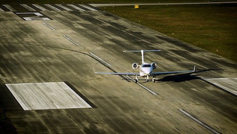 When one looks at the entire market, NetJets, the largest provider, has only a 10 percent share as measured by flight hours. The 25 largest U.S. operators control around 25 percent of the market. Image credit: NetJets