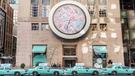 The pandemic is far from over, but luxury demand has already moved on to the next phase of growth, so expect to be surprised. Image courtesy of Tiffany & Co.