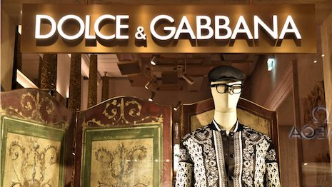 Following Dolce & Gabbana''s infamous China campaign, the brand sued Diet Prada for defamation. Now the case has resurfaced, reminding audiences of just how bad Dolce & Gabbana's misstep was. Image credit: Dolce & Gabbana