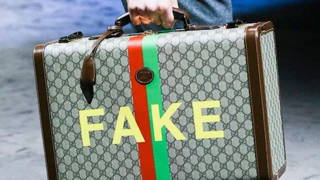 Despite significant progress on the counterfeit front, it's still easy for Chinese consumers to acquire any counterfeits they want. So what can brands do? Image courtesy of Gucci