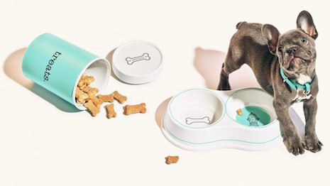 Pet fashion sales have been booming in China, and luxury brands need to be ready to take full advantage of this trend. Image courtesy of Tiffany & Co.