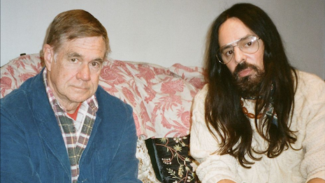 The involvement of director Gus Van Sant burnished the film credentials of GucciFest. Image courtesy of Gucci