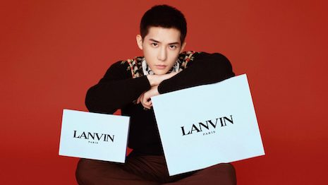 Blind boxes are China's new obsession, so companies from travel agencies to luxury Maison Lanvin are using them to reach local Gen Zers. Image courtesy of Lanvin