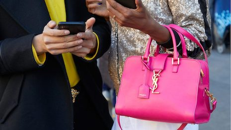 The need to follow trends is not new, but FOMO stirs strong emotions that allow luxury brands to tap into always-connected Gen Zers. Image credit: Shutterstock