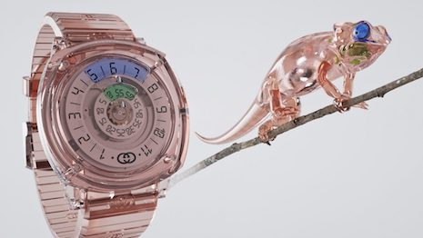 Gucci has launched a new Haute Horlogerie line, with prices topping $300,000. But who will be Gucci's high-end watch buyers? Image courtesy of Gucci