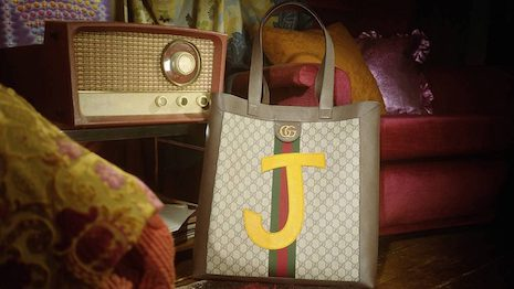 Luxury brands already provide a range of personalization services. But they need to get more personal with their customers — both online and off. Image credit: Gucci