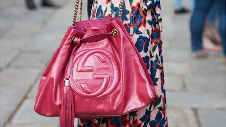 With millennials and Gen Zers readily adopting secondhand luxury shopping, China is positioned as the next big resale market — for sales and sourcing. Image credit: The RealReal x Gucci