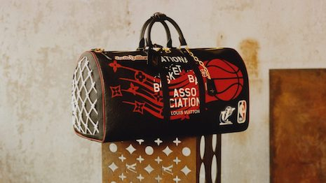 In a rapidly changing China, Jing Daily has outlined three emerging trends to help luxury brands decode the future of masculinity. Image credit: Louis Vuitton x NBA Capsule Collection II