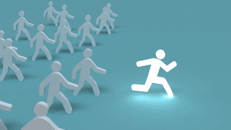 The race for leads. Image credit: Chief Outsiders