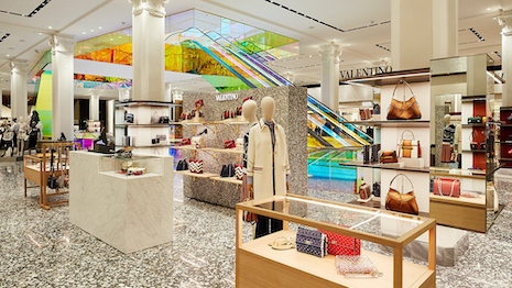 Saks Fifth Avenue was one of the few major luxury retailers to get 360-degree retail right. Image credit: Saks Fifth Avenue