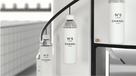 A bottle of water averages around $2.50. Yet, here is why Chanel's No.5 L'Eau was $75 — and why that was too little. Image credit: Chanel's Weibo