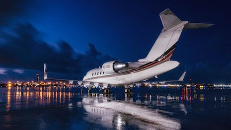Primarily due to the ongoing pandemic, flight demand has exceeded NetJets' all-time highs. Image credit: NetJets