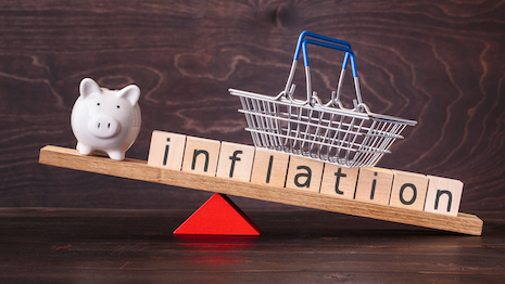 Many marketers are concerned about whether higher interest rates are an inevitability, should inflation continue to run rampant. Image credit: Chief Outsiders