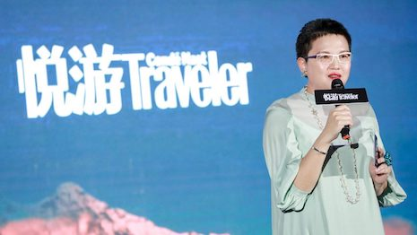 Ex-president Sophia Liao has won a labor arbitration case against her former employer, Condé Nast China. But did either side gain anything? Image credit: Condé Nast Traveler's Weibo
