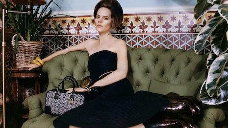 Archive collections can identify which products to revive, as Loewe did with its new Amazona. Image courtesy of Loewe